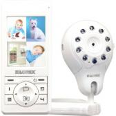 Lorex LW2003 LIVE snap Video Baby Monitor